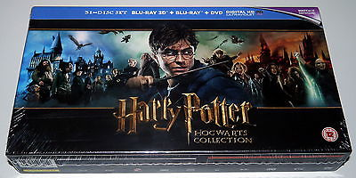 Harry Potter DVD